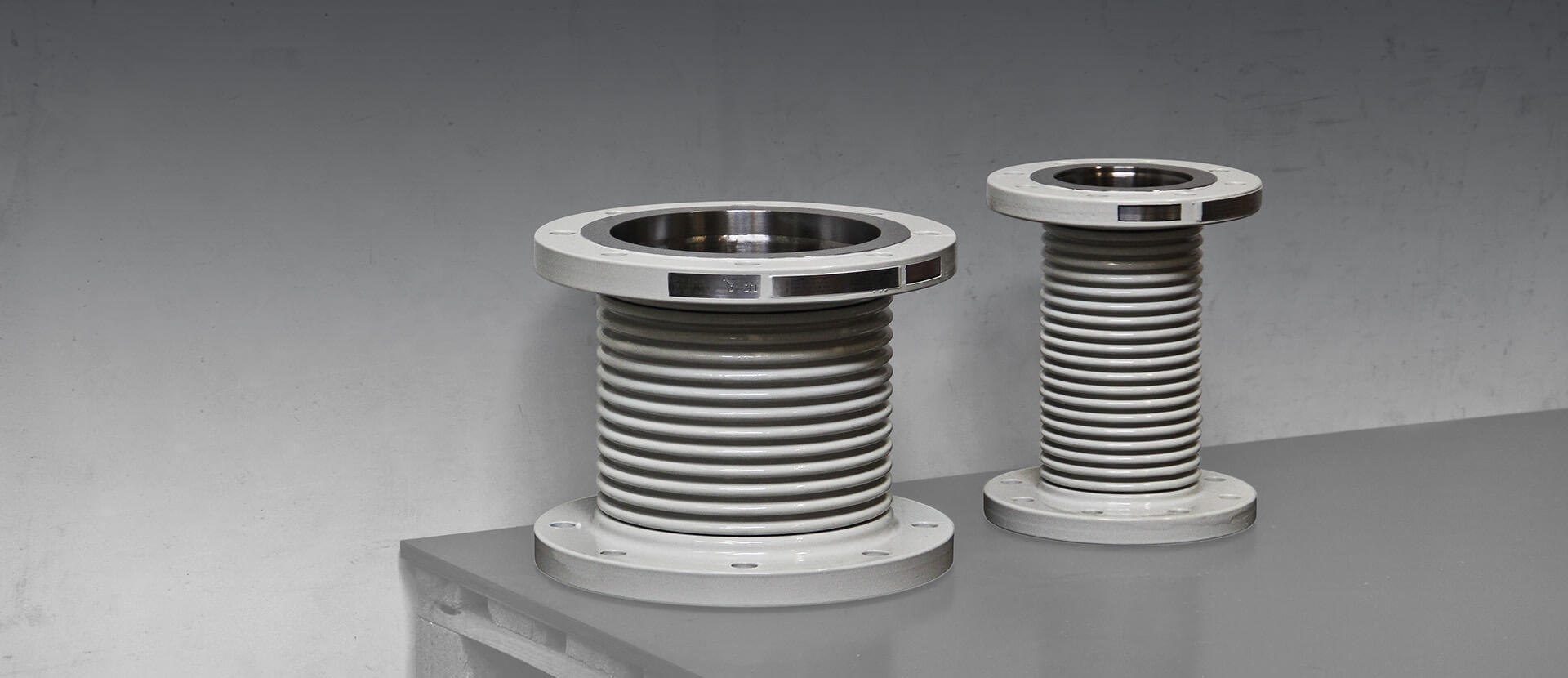 Duplex and Superduplex expansion joints