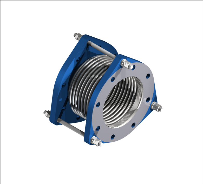 Expansion Joints - directly from manufacturer - BELMAN A/S